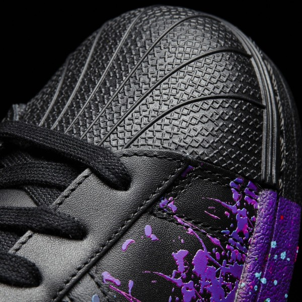 adidas Originals Superstar (BB1687) - Core Noir/Core Noir/or Met -Unisex