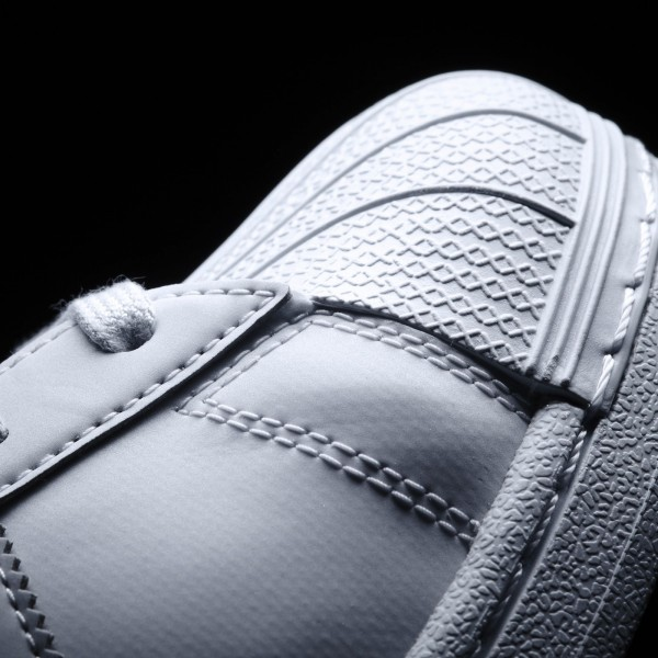 adidas Homme Originals Superstar (S80329) - Halo Bleu