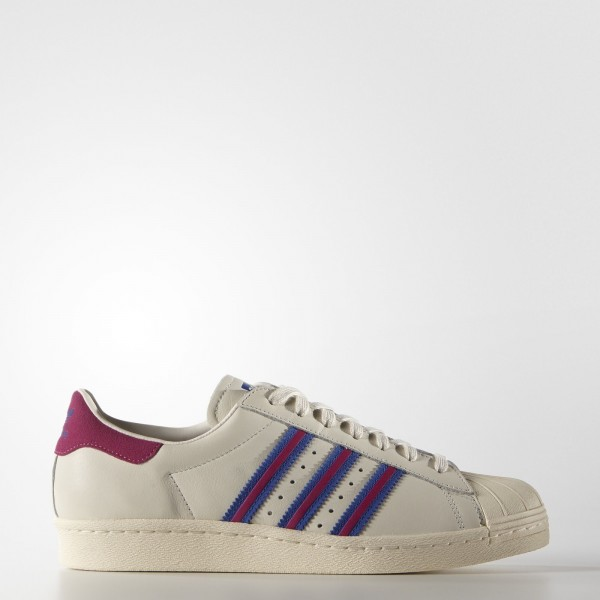 adidas Originals Superstar 80s (AQ3073) - Chalk bl...