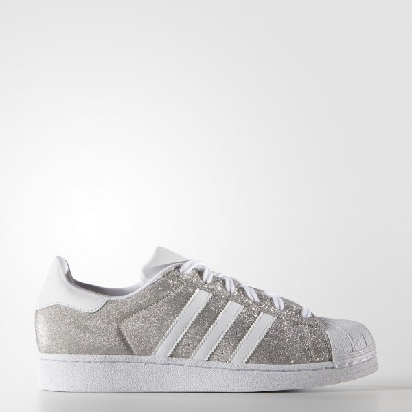 adidas Femme Originals Superstar (S75125) - argent...