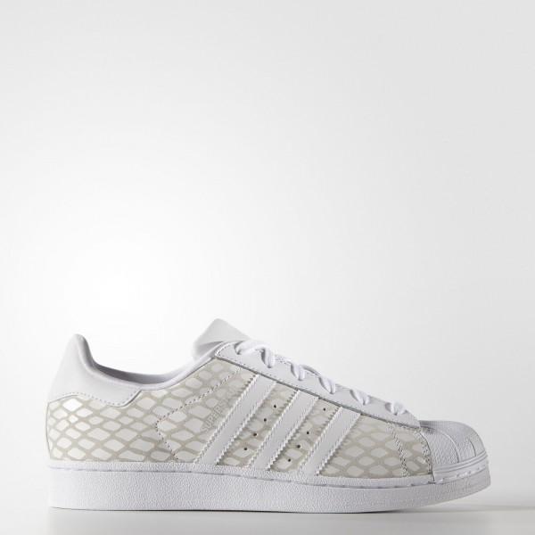 adidas Femme Originals Superstar (S75127) - blanc