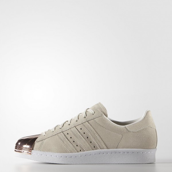adidas Femme Originals Superstar 80s Metal-Toe (S7...