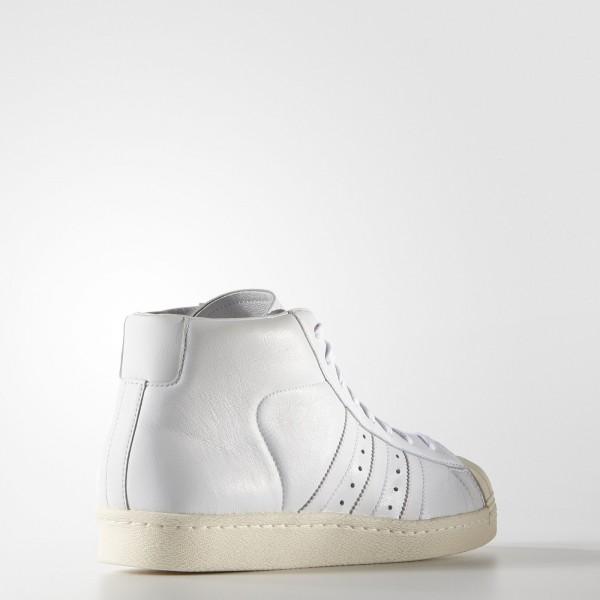 adidas Originals Pro Model Vintage DLX (S75031) - blanc/Cream blanc -Unisex