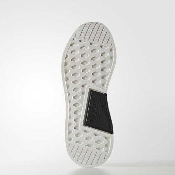 adidas Homme Originals NMD_R2 (CG3384) - Core Noir/Core Noir/Future Harvest