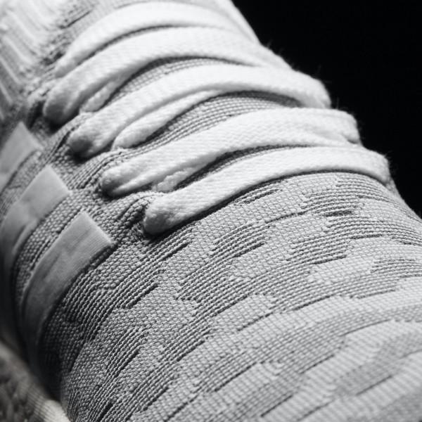 adidas Femme Originals NMD_R2 Primeknit (BY9520) - Footwear blanc/Core Noir