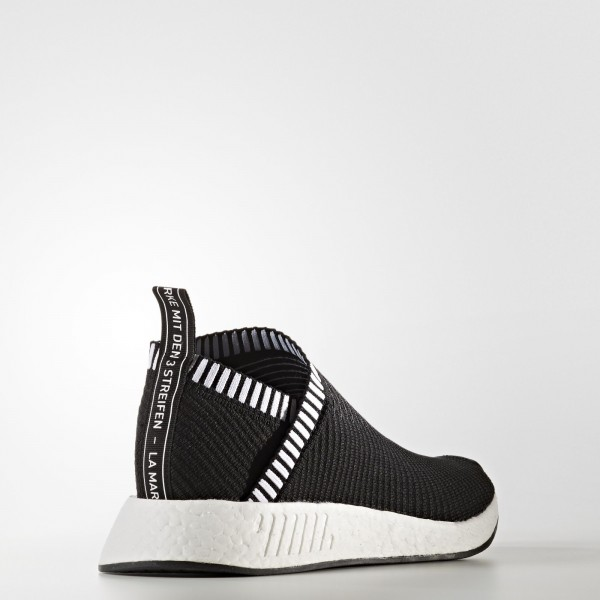 adidas Originals NMD_CS2 Primeknit (BA7188) - Core Noir/Shock Rose -Unisex