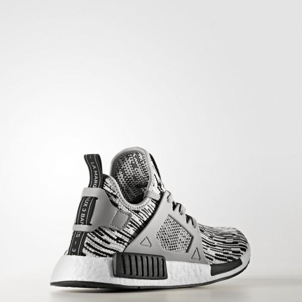 adidas Homme Originals NMD_XR1 (BY1910) - Core Noir/Medium gris Heather Solid gris/Footwear blanc