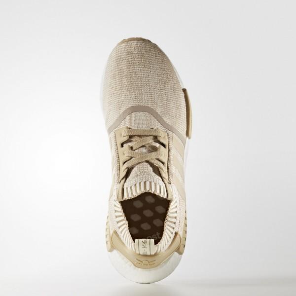 adidas Originals NMD_R2 (BY9914) - Crystal blanc /Crystal blanc /Core Noir -Unisex
