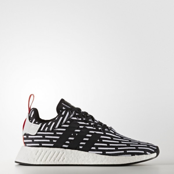 adidas Originals NMD_R2 Primeknit (BB2951) - Core ...