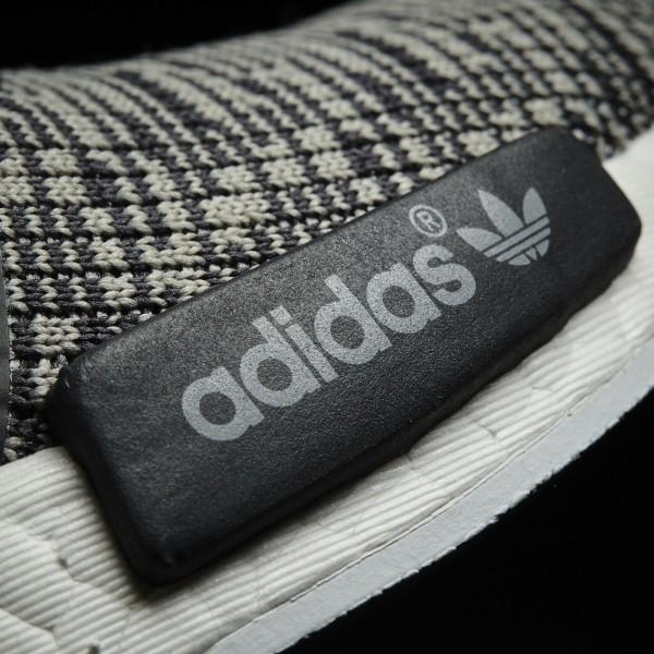 adidas Femme Originals NMD_R1 (BY3035) - Utility Noir/Footwear blanc/Medium gris Heather Solid gris