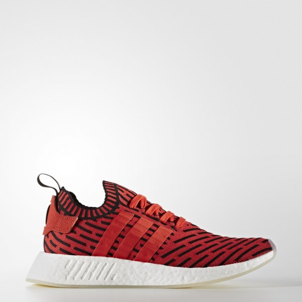 adidas Originals NMD_R2 Primeknit (BB2910) - Core ...