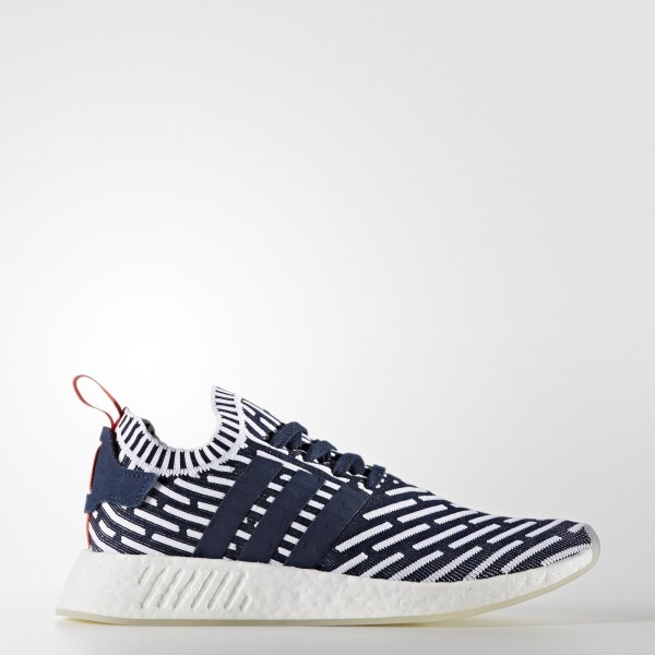 adidas Originals NMD_R2 Primeknit (BB2909) - Colle...