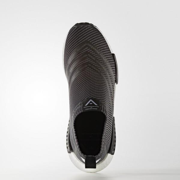 adidas Originals White Mountaineering NMD_CS1 (S80529) - Utility Noir/Dgh Solid gris/Core Noir -Unisex