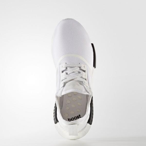 adidas Femme Originals NMD_R1 Trail (BB3691) - Utility Noir/Utility Noir/Craft Chili