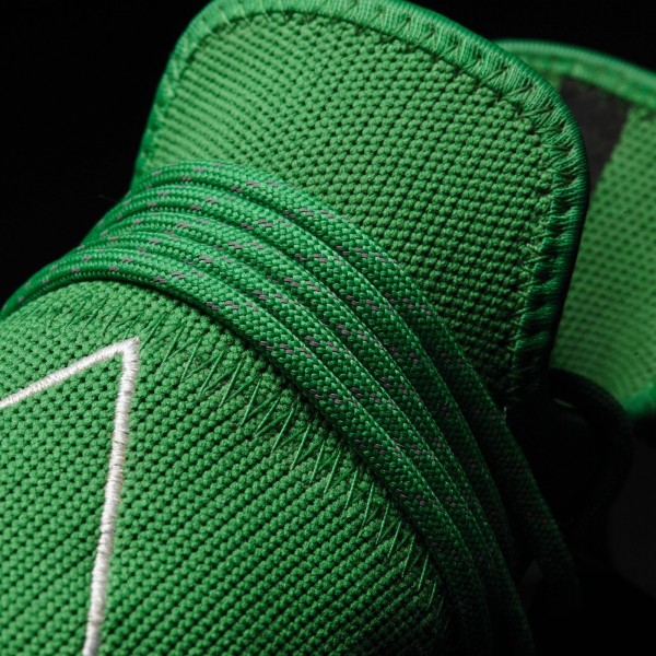 adidas Homme Originals Pharrell Williams Hu Race NMD (BB0620) - vert/vert/ blanc