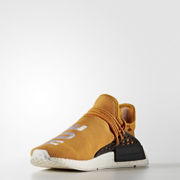 adidas Originals Pharrell Williams Hu Race NMD (BB3070) - Tangerine/Tangerine/Core Noir -Unisex