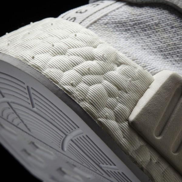 adidas Originals NMD_XR1 Primeknit (BB1967) - blanc/Vintage blanc/Vintage blanc -Unisex