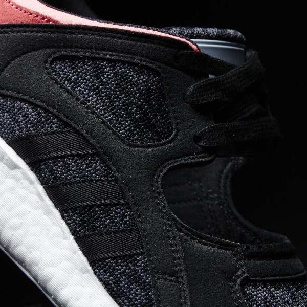adidas Femme Originals EQT Racing 91/16 (BA7589) - Core Noir/Turbo