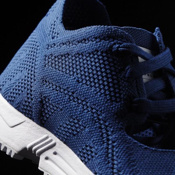 adidas Femme Originals EQT Racing 91 Primeknit (BB2350) - Mystery Bleu/Footwear blanc/Sub vert