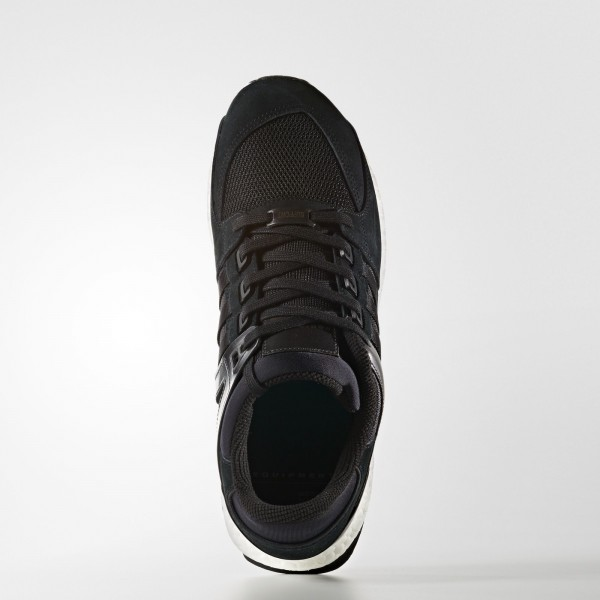 adidas Homme Originals EQT Support Ultra (BA7475) - Core Noir/Footwear blanc
