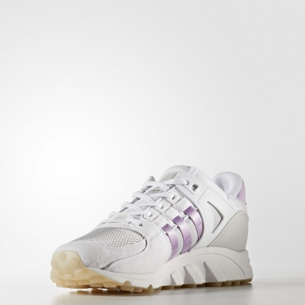 adidas Femme Originals EQT Support RF (BY9105) - Footwear blanc/Violet Glow /gris One