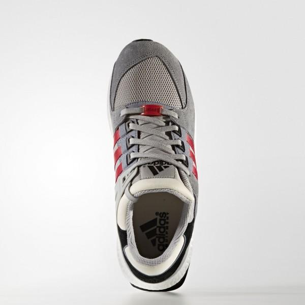 adidas Originals EQT Support 93/16 (S79924) - Mgh Solid gris/Collegiate rouge/gris -Unisex