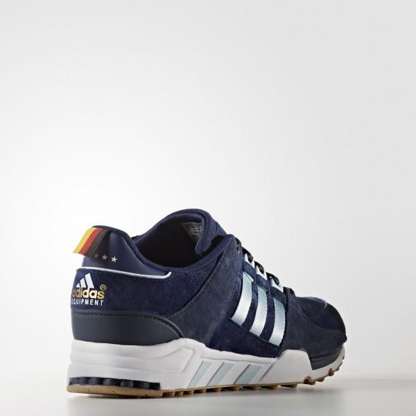 adidas Homme Originals EQT Running Support Berlin (B27662) - Collegiate Navy/Eqt Jaune