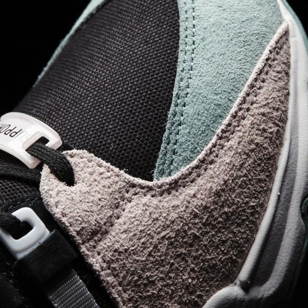 adidas Femme Originals EQT Support 93 (S76069) - Core Noir/Clear gris/Halo Rose