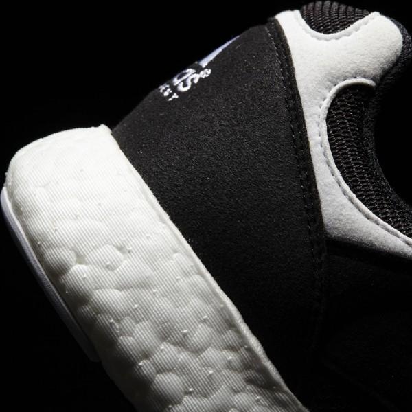 adidas Femme Originals EQT Racing 91/16 (S79740) - Core Noir/ blanc/ blanc
