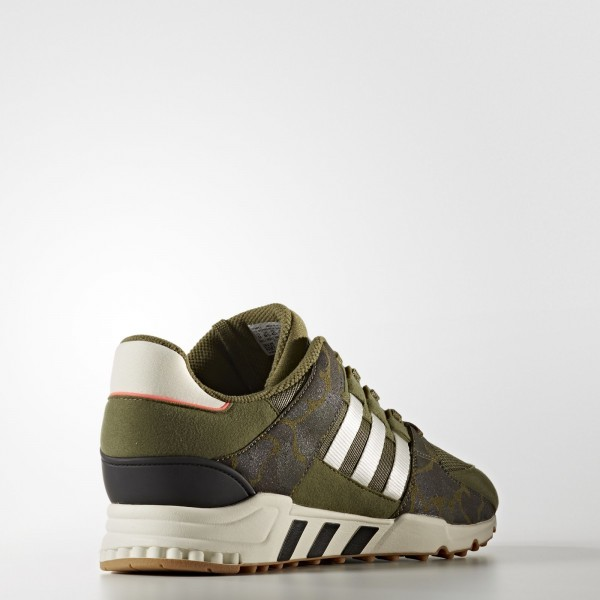 adidas Originals EQT Support RF (BB1323) - Olive Cargo/Off blanc/Core Noir -Unisex