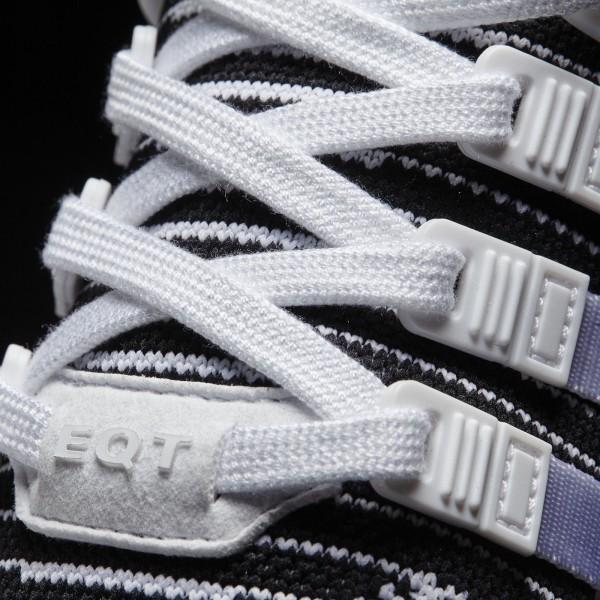 adidas Originals EQT Support ADV Primeknit (BA7496) - Footwear blanc/Turbo -Unisex