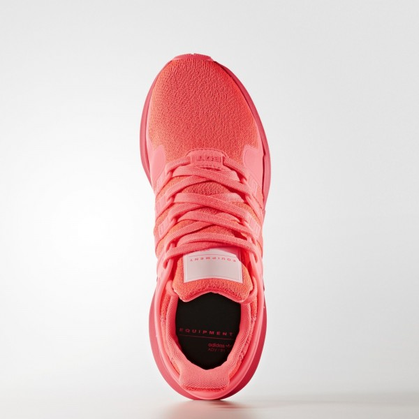 adidas Femme Originals EQT Support ADV (BB2326) - Turbo/Footwear blanc