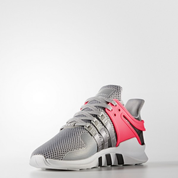 adidas Originals EQT Support ADV (BB2792) - Medium gris Heather Solid gris/Core Noir/Turbo -Unisex