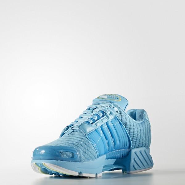 adidas Originals Climacool 1 (BA7171) - Bright Cyan/Footwear blanc -Unisex