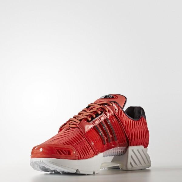 adidas Homme Originals Climacool 1 (BA7175) - rouge/Dark gris Heather Solid gris/Footwear blanc