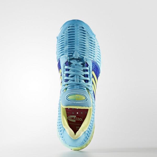 adidas Originals Climacool 1 (BA7157) - Bright Cyan/Semi Frozen Jaune/Violet -Unisex