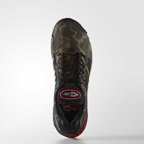adidas Originals Climacool 1 (BA7179) - Core Noir/Olive Cargo/Night Cargo -Unisex