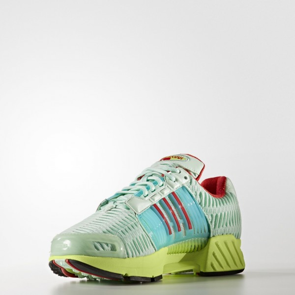 adidas Originals Climacool 1 (BA7158) - Frozen vert/Semi Frozen Jaune/Core rouge -Unisex