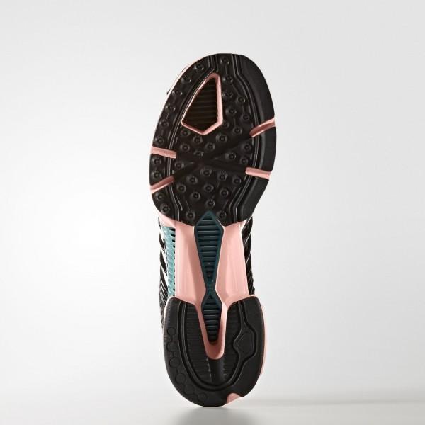 adidas Femme Originals Climacool 1 (BB5303) - Core Noir/Haze Coral