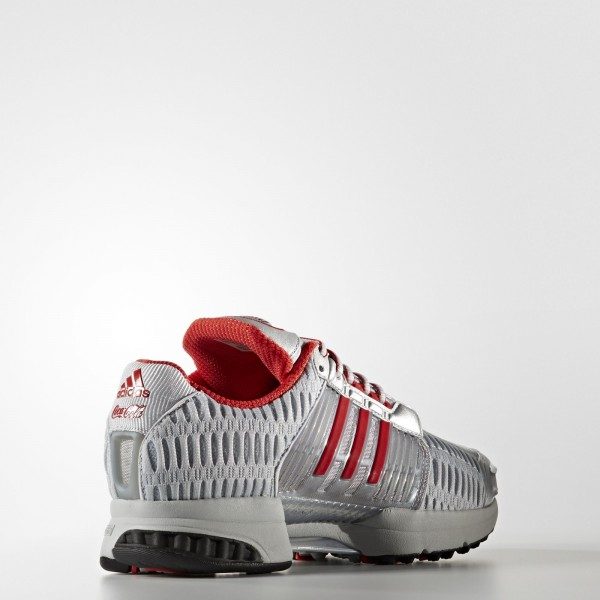 adidas Originals Climacool 1 (BA8611) - argent Met./rouge/Core Noir -Unisex