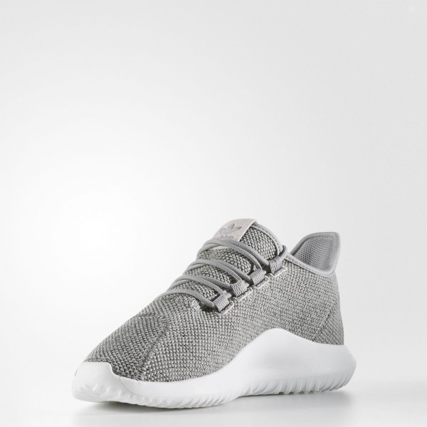 adidas Femme Originals Tubular Shadow (BB8870) - Medium gris Heather Solid gris/Granite/Footwear blanc
