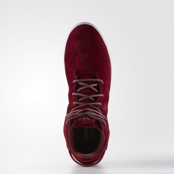 adidas Originals Tubular Invader (BB8386) - Collegiate Burgundy/Mystery rouge/Vintage blanc -Unisex