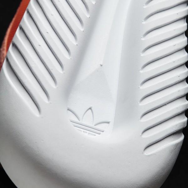 adidas Femme Originals Tubular Defiant Primeknit (BB5141) - Sun Glow/Footwear blanc