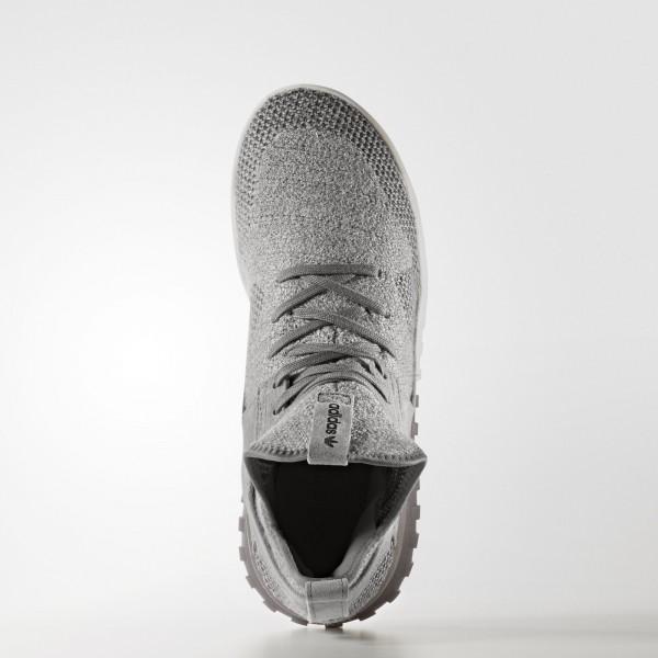 adidas Originals Tubular X Primeknit (BB2380) - Solid gris/Utility Noir/Crystal blanc -Unisex