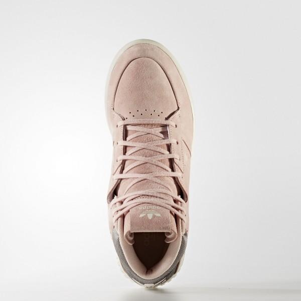 adidas Femme Originals Tubular Invader 2.0 (S80555) - Vapour Rose/Halo Rose/Off blanc