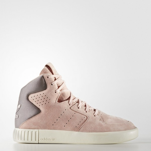 adidas Femme Originals Tubular Invader 2.0 (S80555) - Vapour Rose/Halo Rose/Off blanc