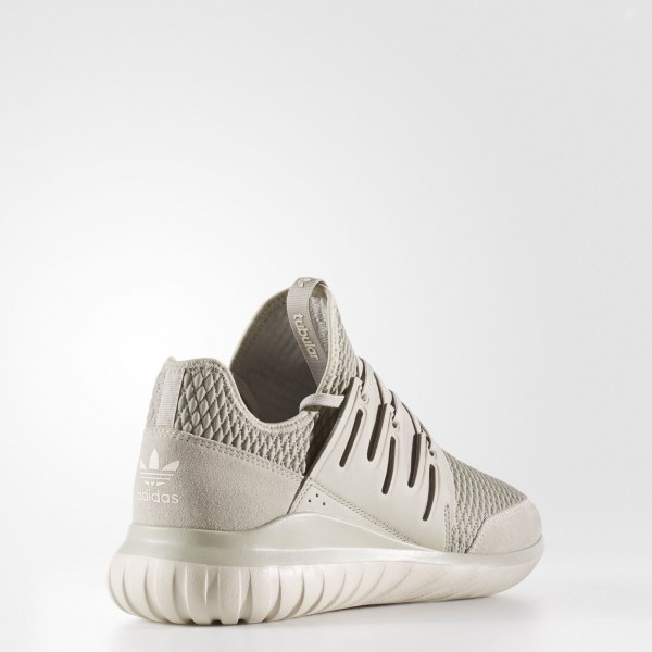 adidas Originals Tubular Radial (BB2397) - Sesame/Clear marron