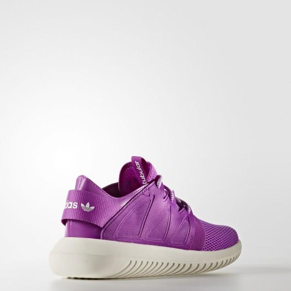 adidas Femme Originals Tubular Viral (S75909) - Shock Violet/Shock Violet/Core blanc