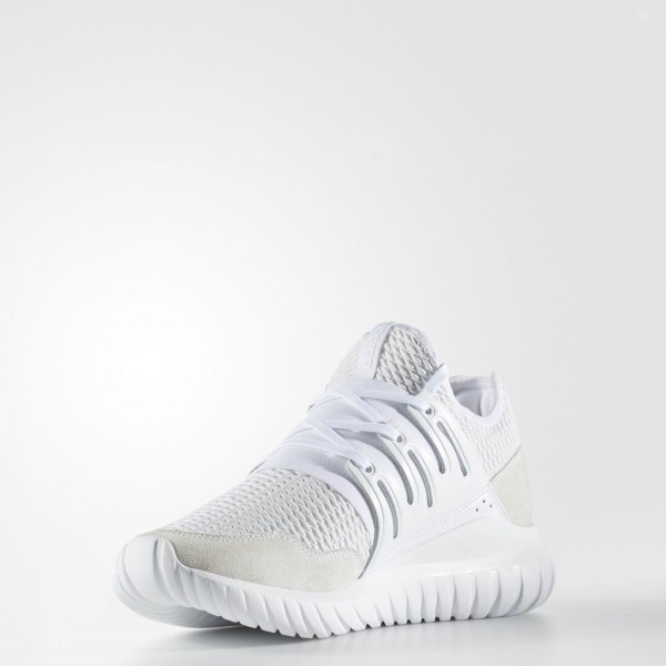 adidas Homme Originals Tubular Radial (BB2398) - Footwear blanc/Vintage blanc