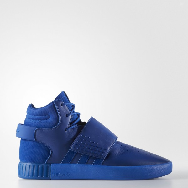 adidas Homme Originals Tubular Invader Strap (BB8398) - Collegiate Royal/Bleu